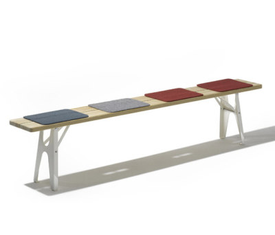 Ludwig bench by Lampert