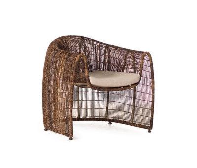 Lulu Club Chair by Kenneth Cobonpue