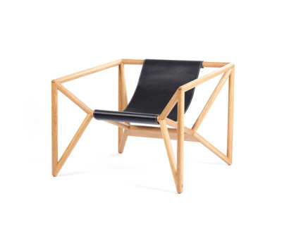 M3 Loungechair by Neue Wiener Werkstätte