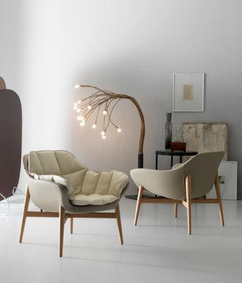 Manta Armchair by Quinti Sedute