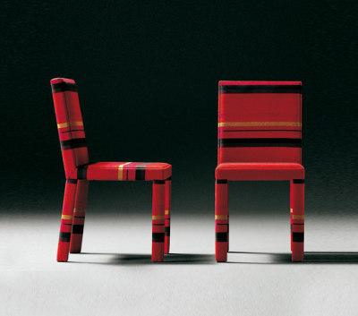Maxima | Chair BD 20 by Laurameroni