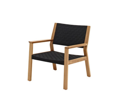 Maze Lounge Chair by Gloster Furniture