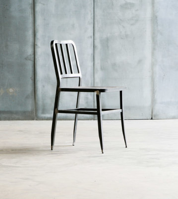 Metal Chair by Heerenhuis