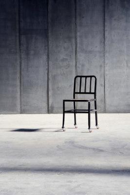 Metal Chair weels by Heerenhuis
