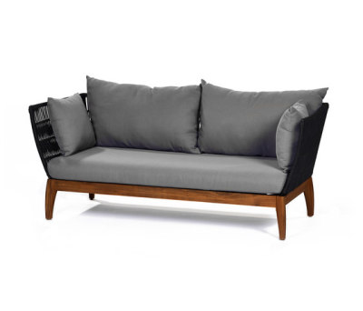 Miikka sofa 2-seater by Lambert