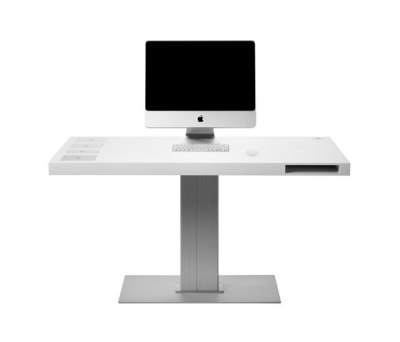 MILK Classic - Work desk by Holmris Office