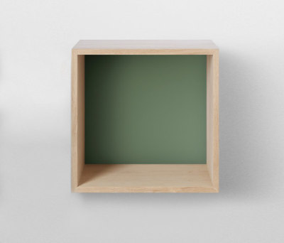 Mini Stacked Shelf Systems | medium by Muuto