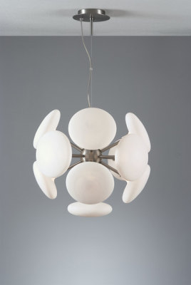 Miniblow hanging lamp by almerich
