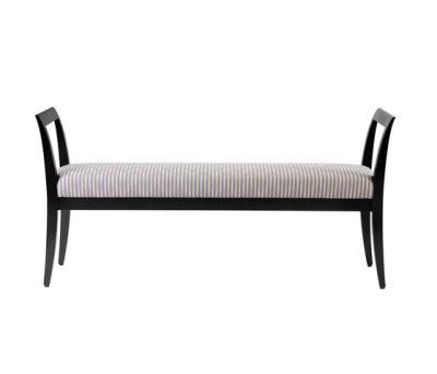 Mirabelle Stool-Bench by Neue Wiener Werkstätte