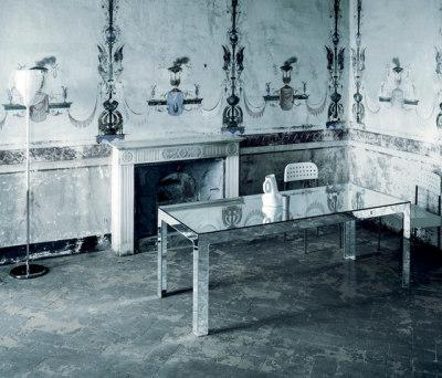 Mirror Mirror Tavolo Alto by Glas Italia