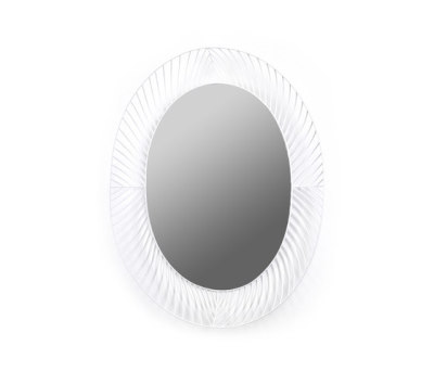 Mirror Ovale white by Serax