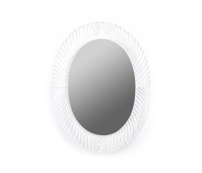 Mirror Ovale white by Serax