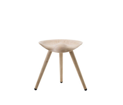 ML 42 Stool oak oak