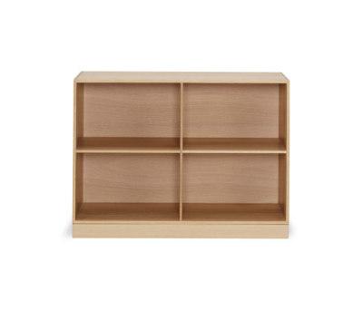 Mogens Koch 2/3 bookcase by Rud. Rasmussen