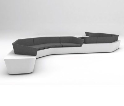 Mono Seat configuration 10 by isomi Ltd