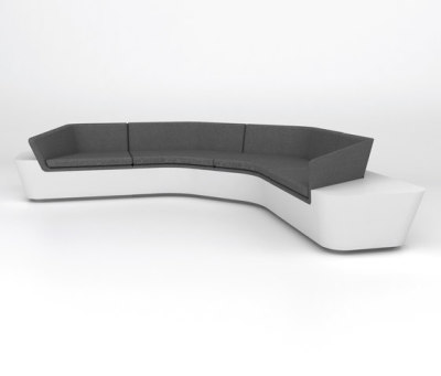 Mono Seat configuration 6 by isomi Ltd