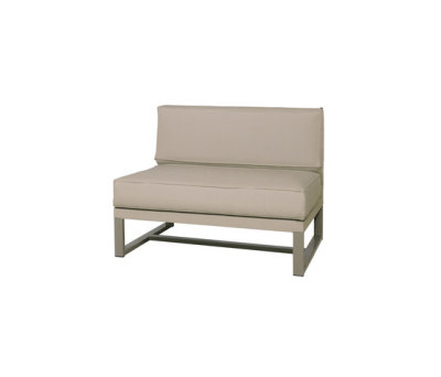 Mono sectional seat by Mamagreen