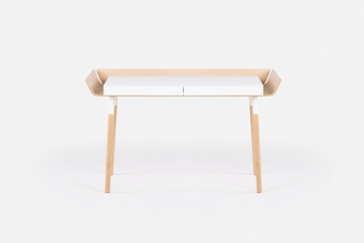 My writing desk large Birch by EMKO