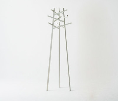 Nadia Coat Stand White by Meetee