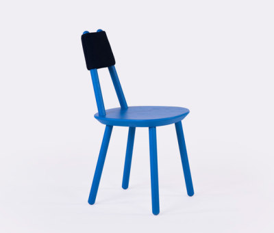 Naive chair blue by EMKO