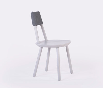 Naive chair grey by EMKO