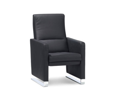 Navy Armchair by Jori