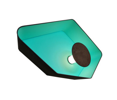 Nenuphar Wall lamp large LED by designheure