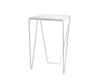 Nesting Table large white by Serax