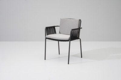 Net dining chair by KETTAL