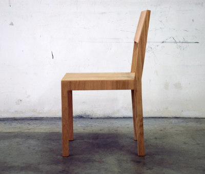 NF 40T Chair by editionformform