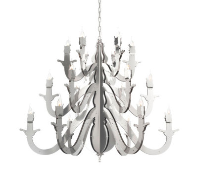 Night Watch chandelier round by Brand van Egmond