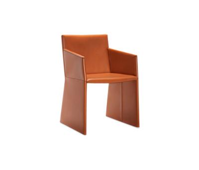 Nika 2LP armchair by Frag