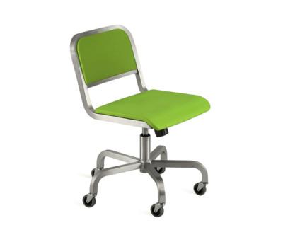 Nine-0 Swivel chair Dark Grey
