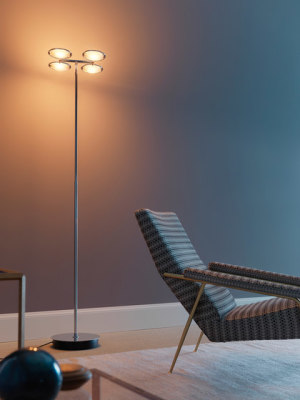 Nobi 4 Floor lamp by FontanaArte