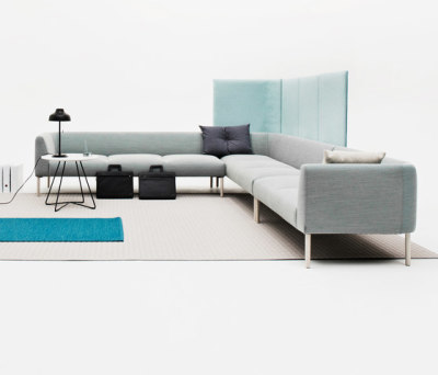 Nooa sofa by Martela Oyj
