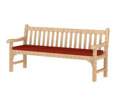 Notting Hill bench by Ethimo