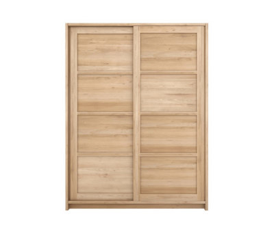 Oak KDS dresser - 2 sliding doors