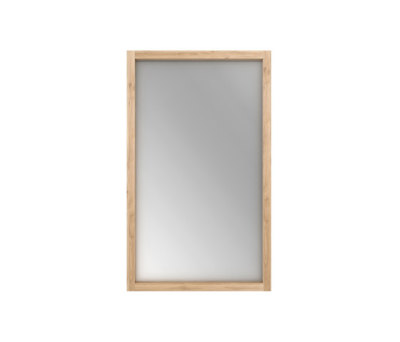 Oak Light Frame mirror by Ethnicraft