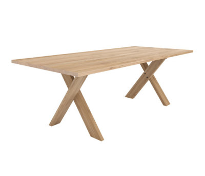 Oak Pettersson dining table 220 x 100 x 76 cm