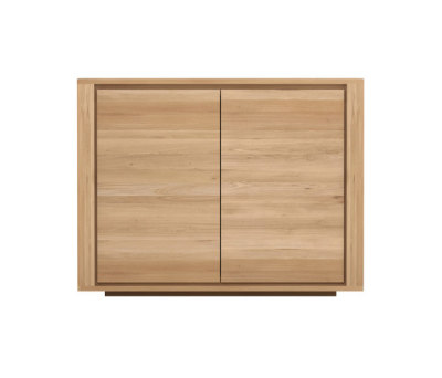 Oak Shadow sideboard by Ethnicraft