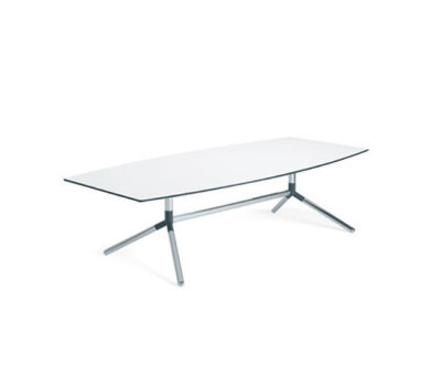 Obi conference conference table by Materia