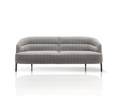 Odeon Sofa 190 by Wittmann