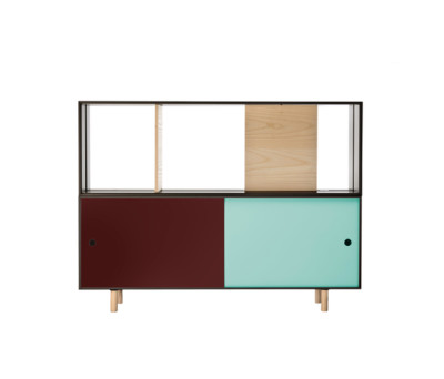 Offset Shelf by Maxdesign