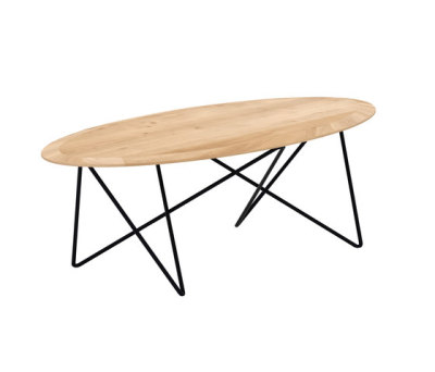 Orb Coffee Table Black