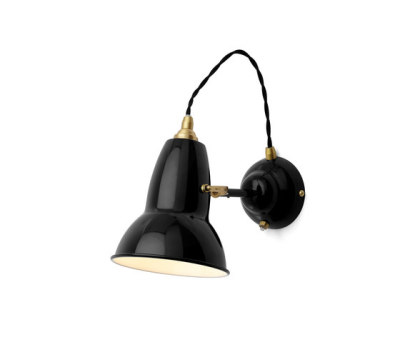 Original 1227™ Brass Wall Light by Anglepoise