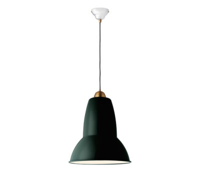 Original 1227™ Giant Brass Pendant by Anglepoise
