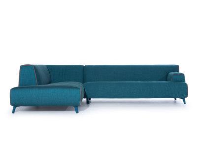 Oscar Corner Sofa by Leolux
