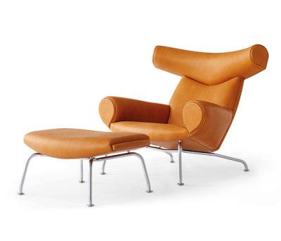 Ox-chair EJ 100 by Erik Jørgensen