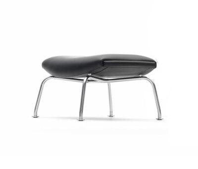 Ox-chair footstool EJ 100 by Erik Jørgensen
