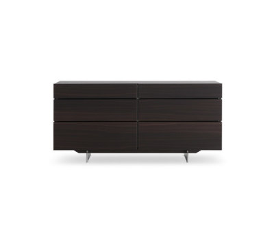Pandora night Chest of drawers spessart oak,spessart oak